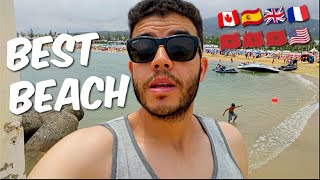 TOP BEST BEACH IN THE WORLD 2018 BETTER THAN CARIBBEAN| MARINA SMIR MOROCCO