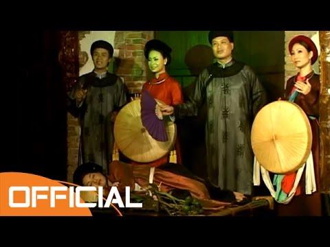 Hát Quan Họ Giao Duyên Mời Trầu - Kim Luyến - Hồ Nga - Anh Tấn - Thanh Quang [Official]