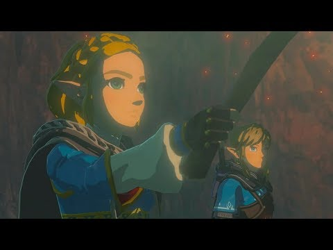 Zelda Breath of the Wild 2 Reveal Trailer Nintendo Direct E3 2019
