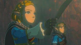 Zelda Breath of the Wild 2 Reveal Trailer Nintendo Direct E3 2019