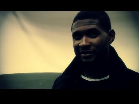 Usher MTV VMA 2010 - Behind the Scenes Rehearsal