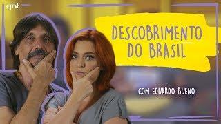 Eduardo Bueno, história do Brasil e um pouquinho de raiva no coração | Fale Conosco | Júlia Rabello