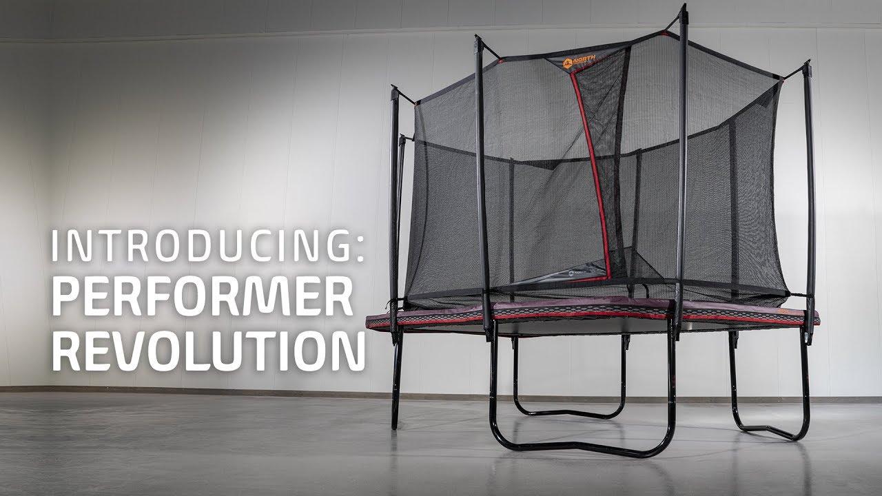 North Trampoline - PERFORMER REVOLUTION - product film GERMAN