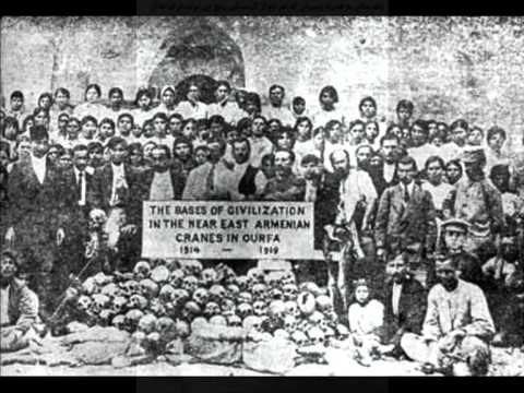 History of Turkish Ottoman Genocide of Armenians, Assyrians and Pontic Greeks
