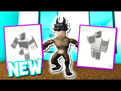 NEW WEREWOLF AND VAMPIRE ANIMATIONS IN ROBLOX!!