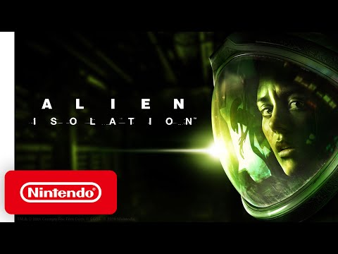 המשחק Alien: Isolation מגיע לנינטנדו סוויץ'