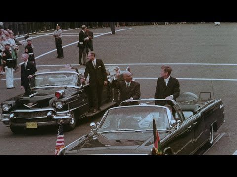 Afghan King & Queen 1963 Visit to U.S. Reel America Preview