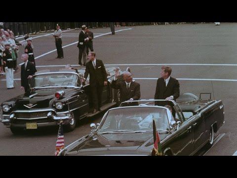 Afghan King & Queen 1963 Visit to U.S. Reel America Preview