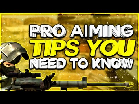 Bullet Force: IMPROVE YOUR AIM IN UNDER 10 MINUTES!! (ANY MOBILE GAME)🤗