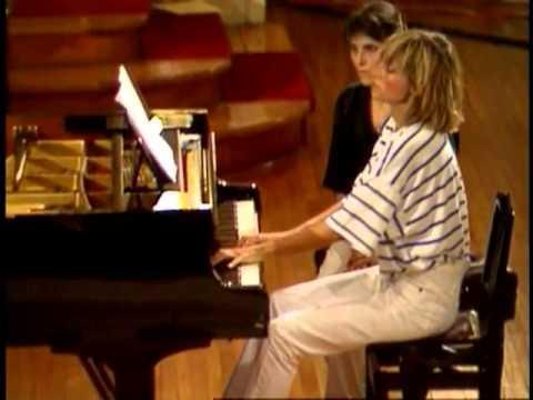 Ravel - La Valse - 2 pianos, Hélène Mercier - Louis Lortie