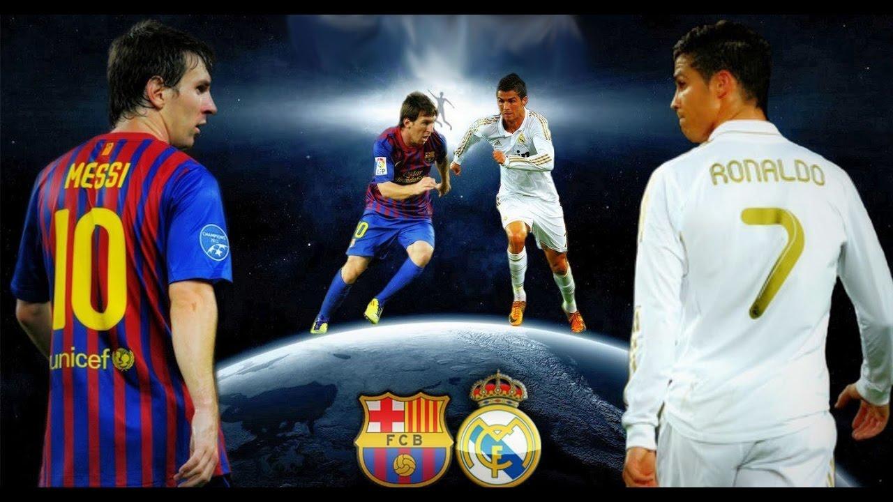 I Gol Più Belli Di Messi E Ronaldo (the Best Goals Messi