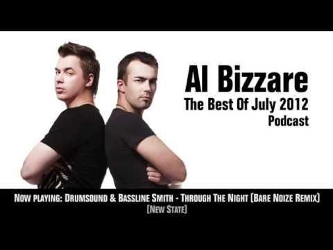 Al Bizzare The Best Of July 2012 - Podcast | Radio Record