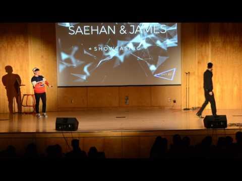 K-Night 2017: Saehan & James