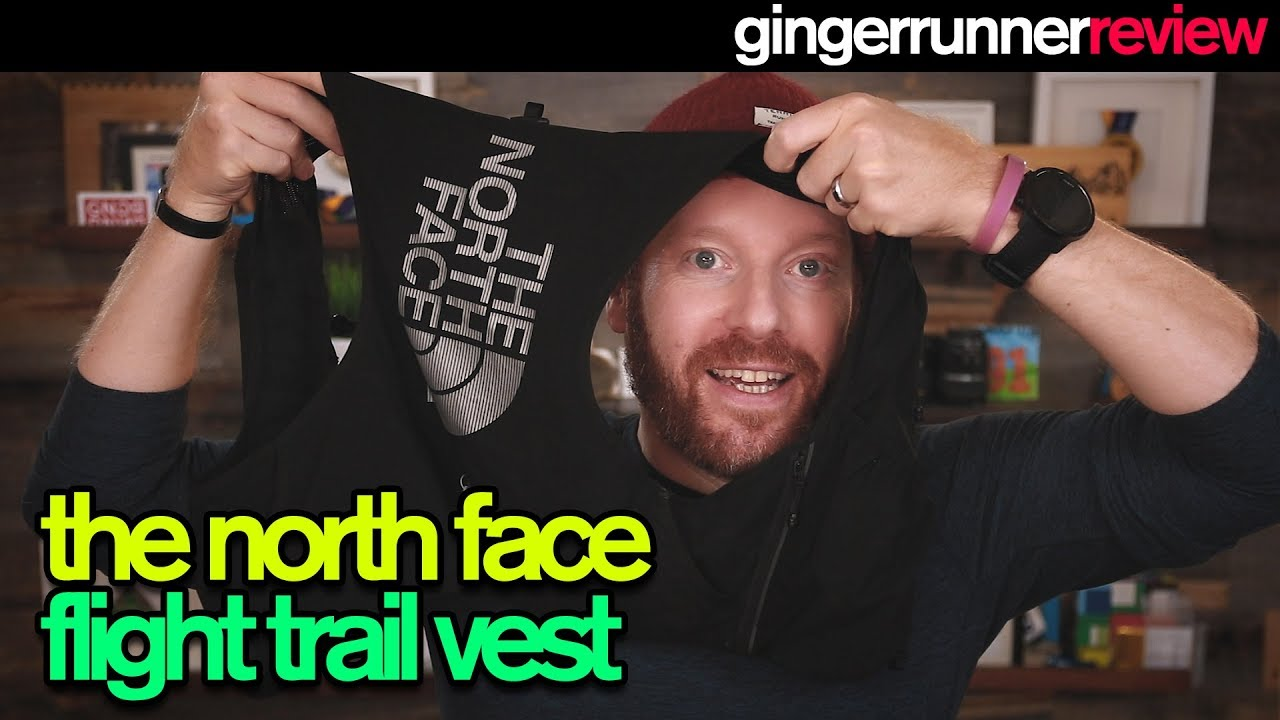 ab841bafb THE NORTH FACE FLIGHT TRAIL VEST REVIEW | The Ginger Runner