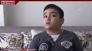 Hüseyin Mirhat Coşkun 9 yaşında 4 kitap yazdı