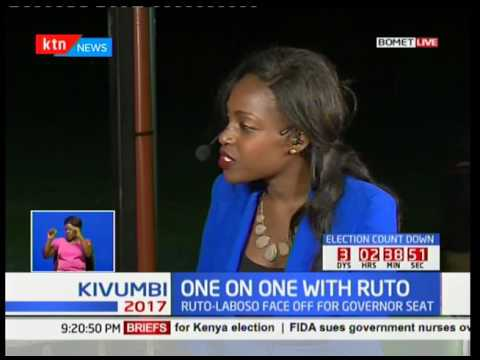 One on one with Bomet Governor Isaac Ruto [Part 1]