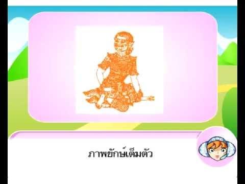 ภาพวาดของไทยมี 4 หมวด