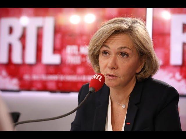 Valérie Pécresse : « Il faut se serrer les coudes et j'appelle à l'union nationale »