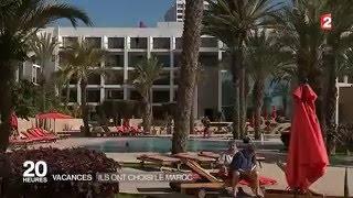 Tourisme :  l'exception marocaine, reportage France2