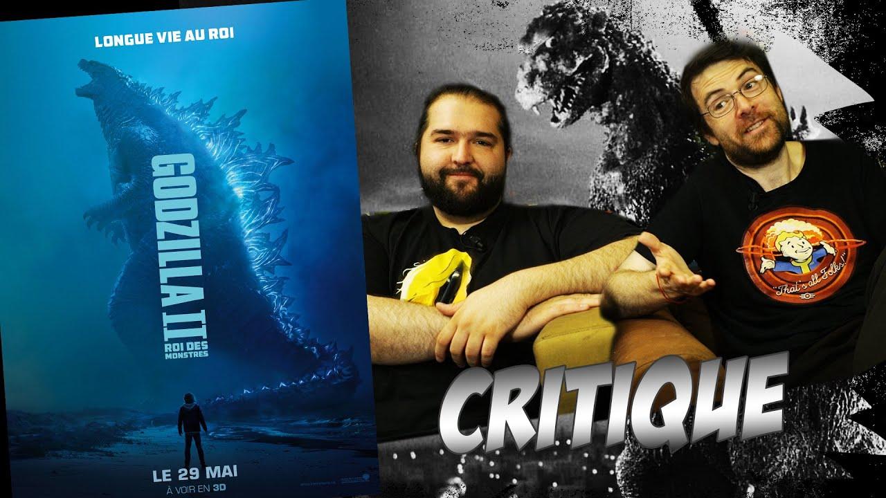 Download CRITIQUE -  GODZILLA 2 : King Of The Monsters - Spoilers à partir de 16:45