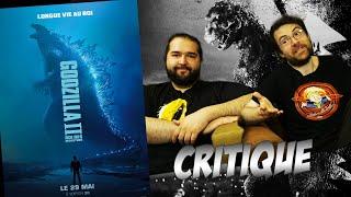 CRITIQUE -  GODZILLA 2 : King Of The Monsters - Spoilers à partir de 16:45