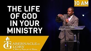 Brother Aristide Bedford | The Life of God in the Ministry | Tabernacle of Glory | 10 am