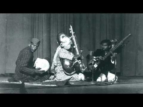 Ustad Sadiq Ali Khan & Ustad Asad Ali Khan - Raga Yaman - Rudra Veena - Rudra Vina