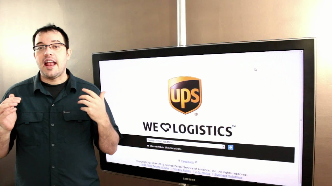 What It Means When Ups Transfers Your Package To Local Post Office For Delivery Youtube