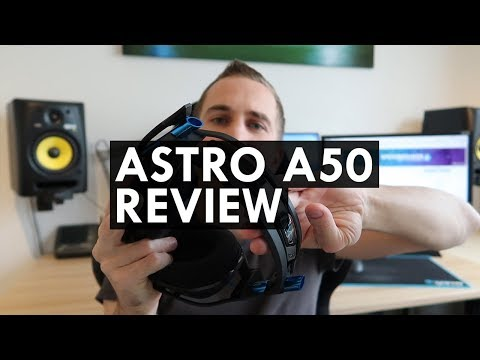 Astro A50 Long-Term Review