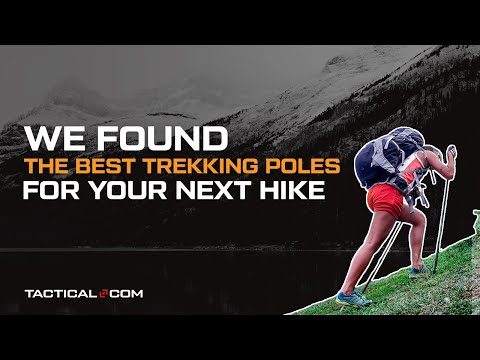 What are the best lightweight / ultralight trekking poles? 6 Top Models Compared