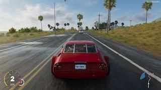 The Crew 2 - 1971 Ferrari 365 GTB4 Competizione Gameplay [4K]