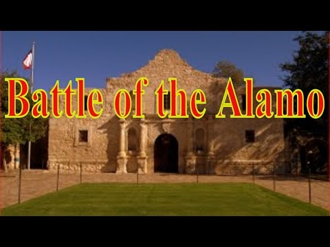 Visit Battle of the Alamo, San Antonio, Mexican Texas, United States