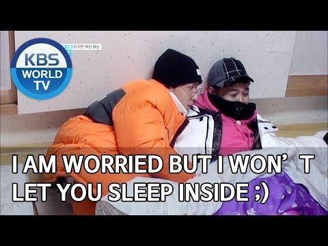 I'm So Worried But I Won't Let You Sleep Inside ;) [2 Days & 1 Night Season 4/ENG/2020.02.02]