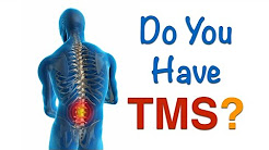 EASY TREATMENT to relieve chronic pain from a herniated disc: TMS video 2 of 5