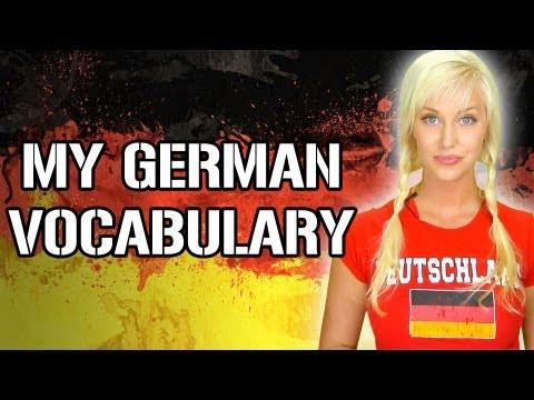 My German Vocabulary (English Subtitles)