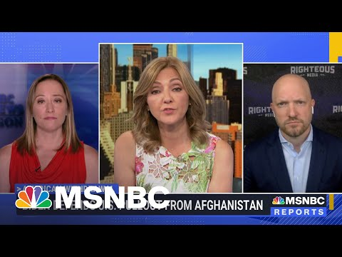 """Paul Rieckoff On Afghanistan Withdrawal: """"What We've Created May Fail."""""""