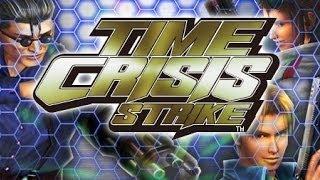 Time Crisis Strike