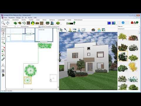 Architekt 3D - Garten anlegen