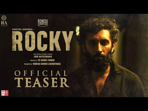Rocky - Teaser   Vignesh Shivan   Nayanthara   Vasanth Ravi   Arun M   CR Manoj
