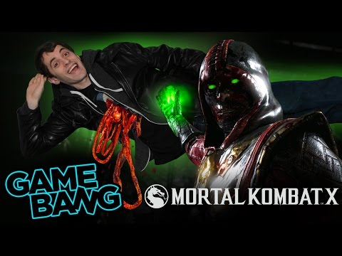 KOMBAT BEGINS IN MORTAL KOMBAT X (Game Bang)