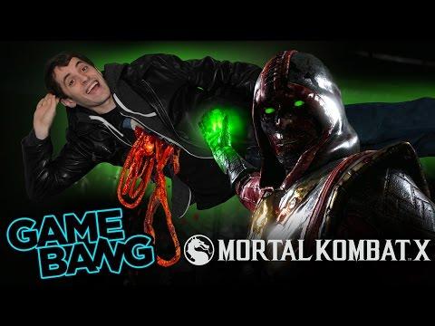 KOMBAT BEGINS IN MORTAL KOMBAT X (Game Bang)