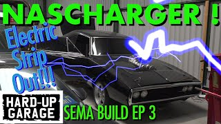 FAST AND FURIOUS SEMA 2019 NASCharger Hard Up Garage EP3