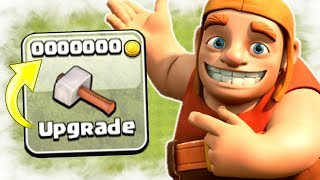 TIME TO CLICK THE MAGIC UPGRADE BUTTON!! - Clash Of Clans