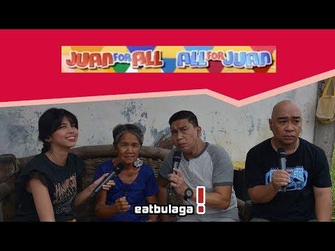 Juan For All, All For Juan Sugod Bahay | February 7, 2018