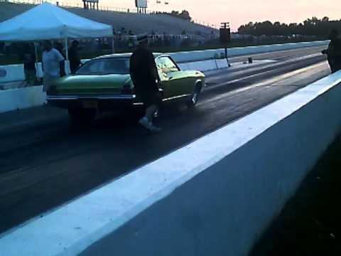69 chevelle at Virginia motor sports park