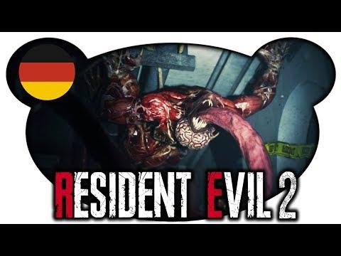 Leck mich! - Resident Evil 2 Remake Leon ???????? #04 (Horror Gameplay Deutsch)