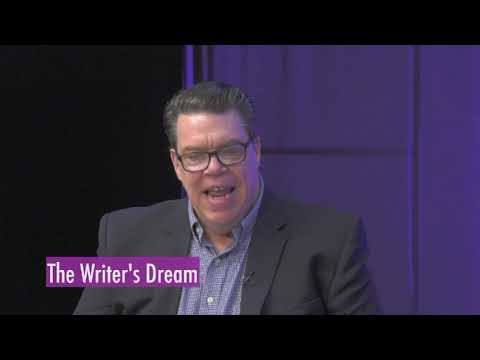 Writer's Dream interviews Author  Fred Ford Part 2