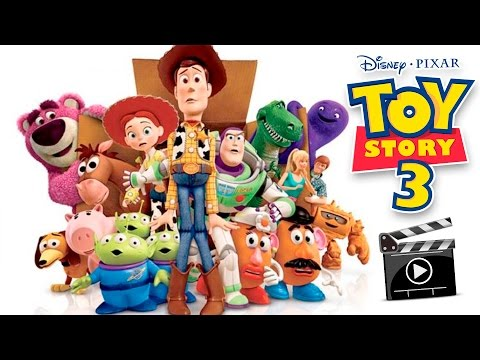 FULL SVENSKA GAME FILM TOY STORY 3 BUZZ,JESSIE,WOODY DISNEY