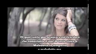 Alessandra Amoroso - Bellezza, incanto e nostalgia (testo / lyric)