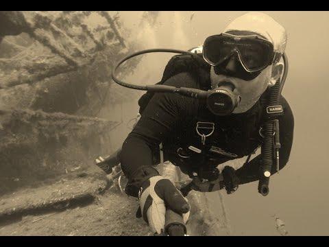 Zenobia Wreck Diving GoPro